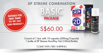 XP Xtreme Combined Products Basic Package