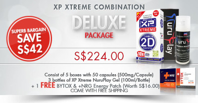 XP Xtreme Combined Products Deluxe Package